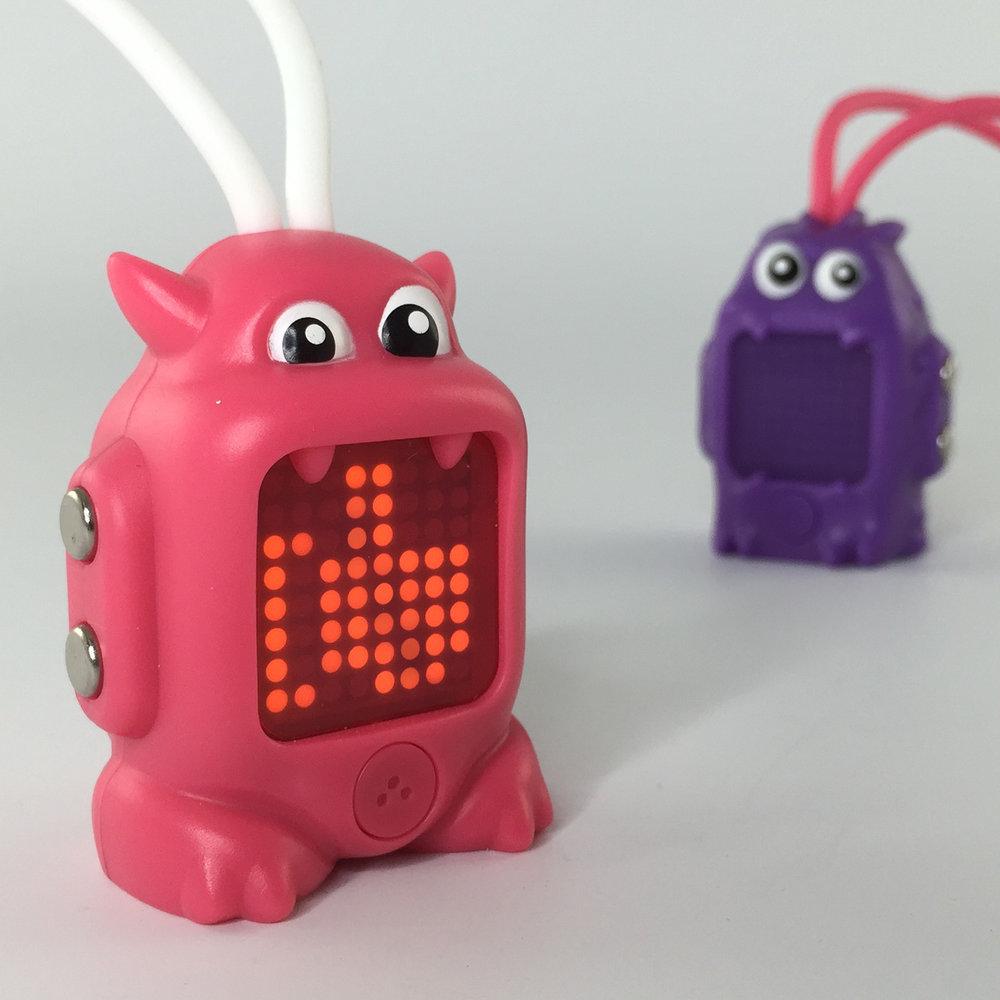 Pix Character - Industrial Design