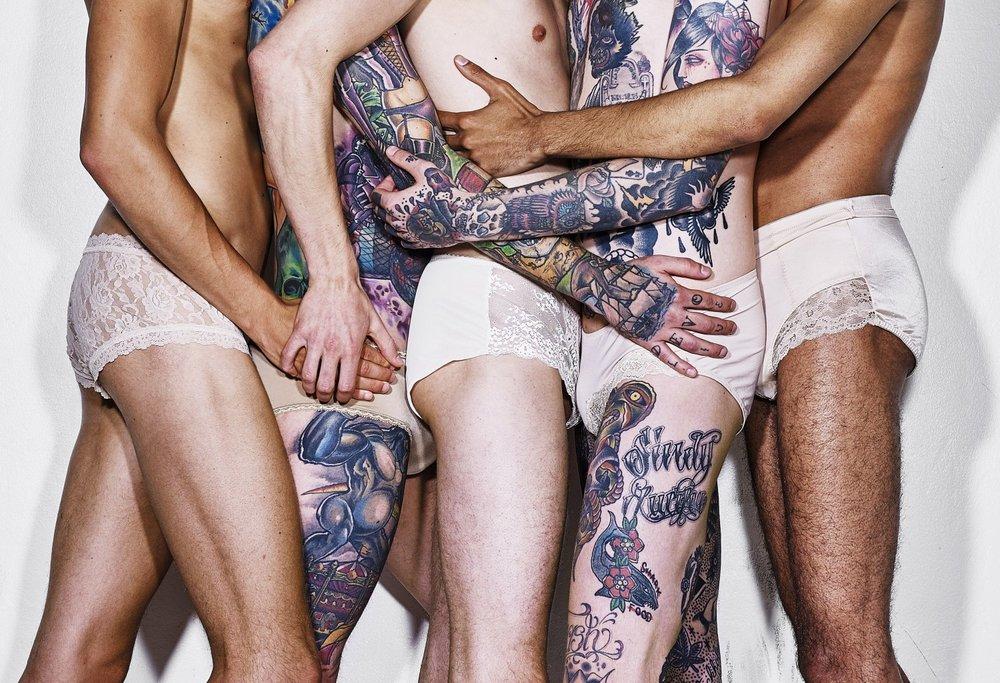 'Sad Boys Club' BOY Magazine V.1