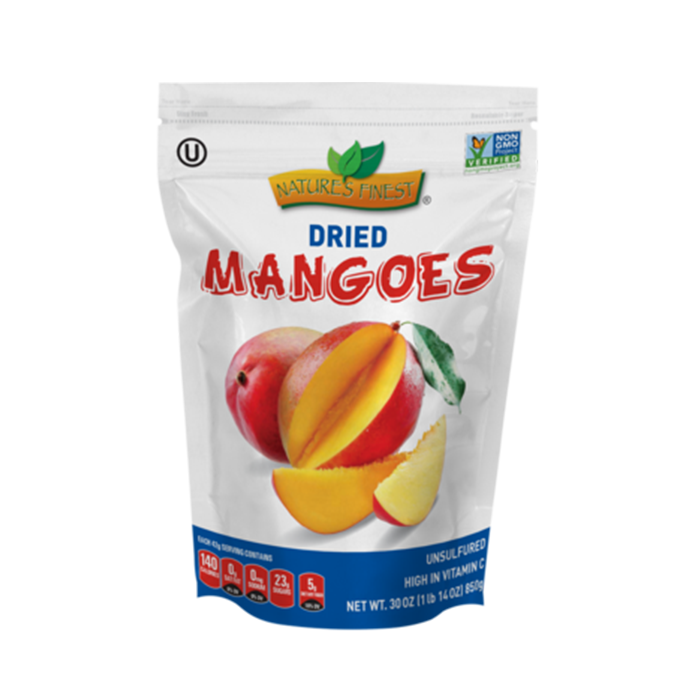Dried Mangoes   Nature's Finest Mango Strips are dried to perfection and excellent for anyone craving something sweet and savory!