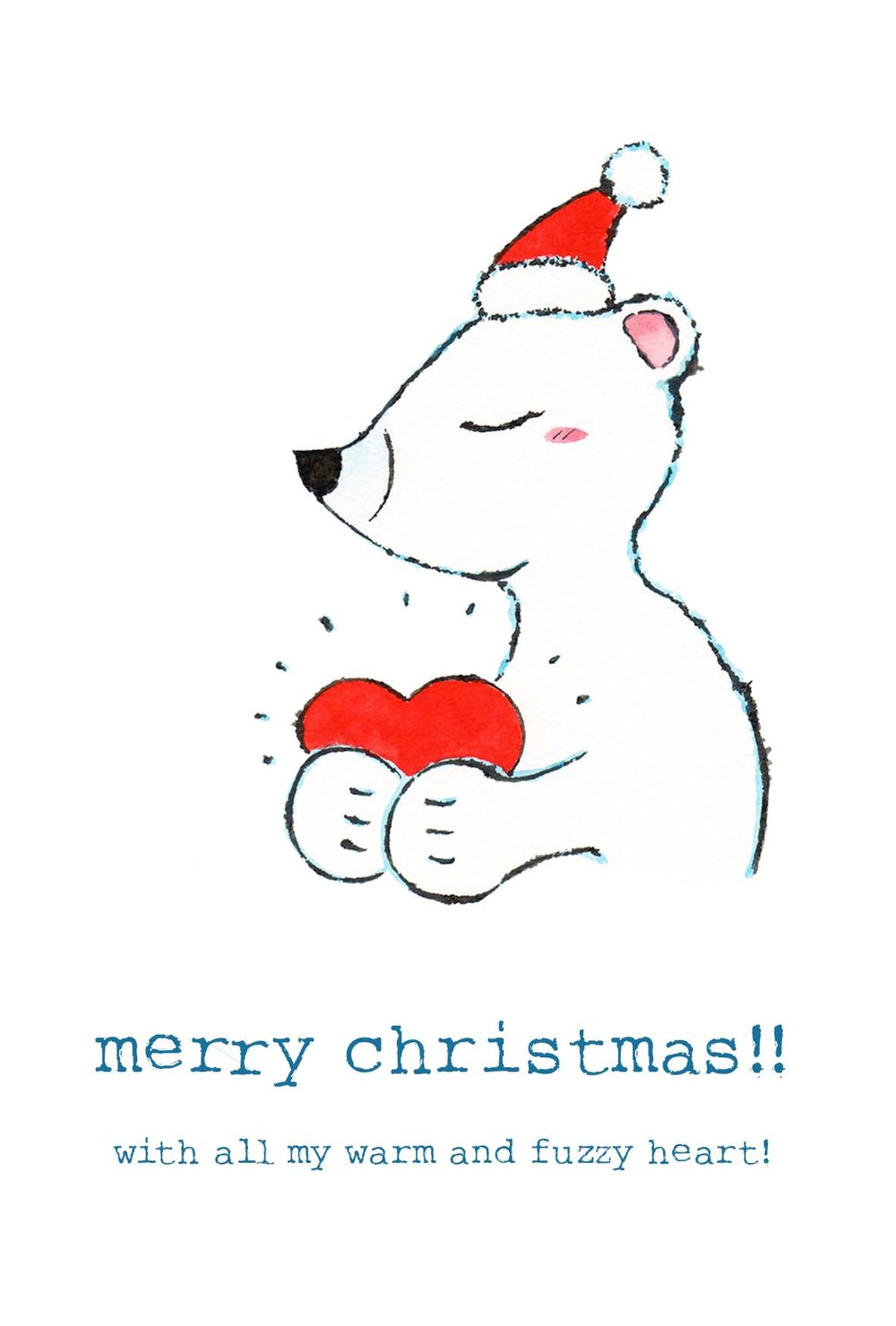 nikoniko the polar bear_jodisam.jpg