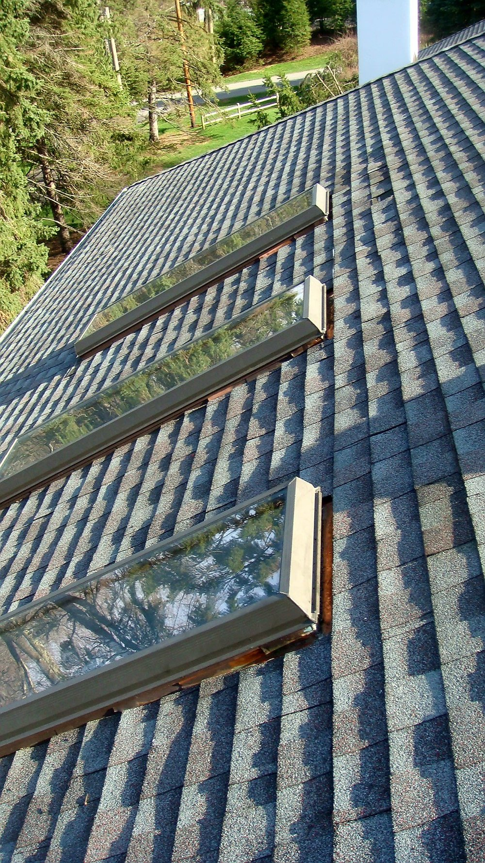 Skylight Roof Installation