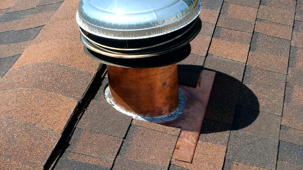 Exhaust Vent Installation
