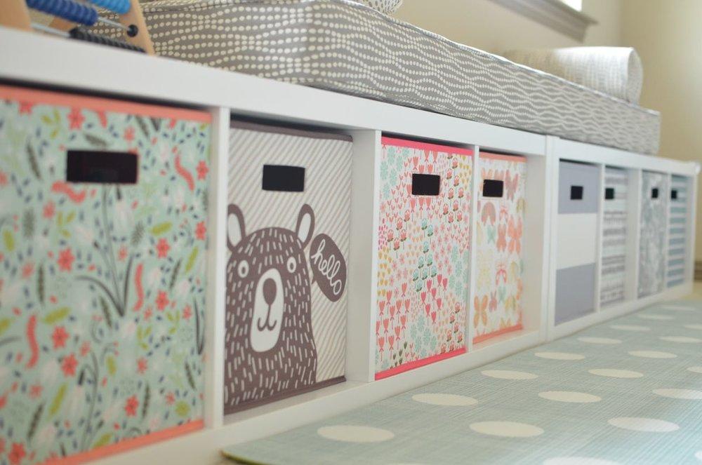 Kids Playroom Design: Window Seat (IKEA Hack!)