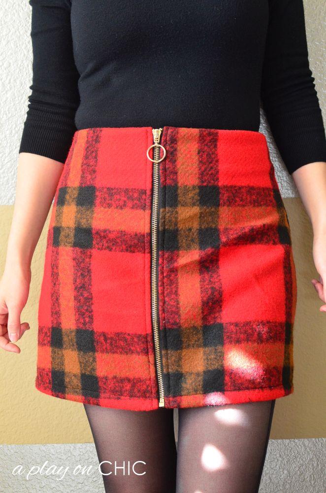 Red-Plaid-Zipper-Skirt-14.jpg