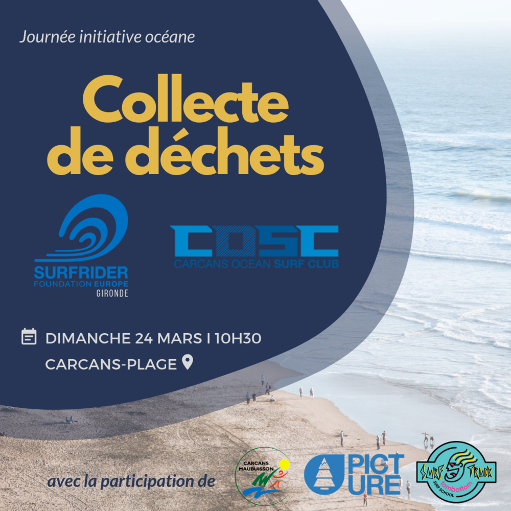 Initiatives Océanes - En collaboration avec SURFRIDER Foundation