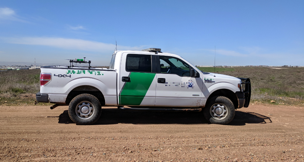 search rescue truck drones planck aerosystems planckaero