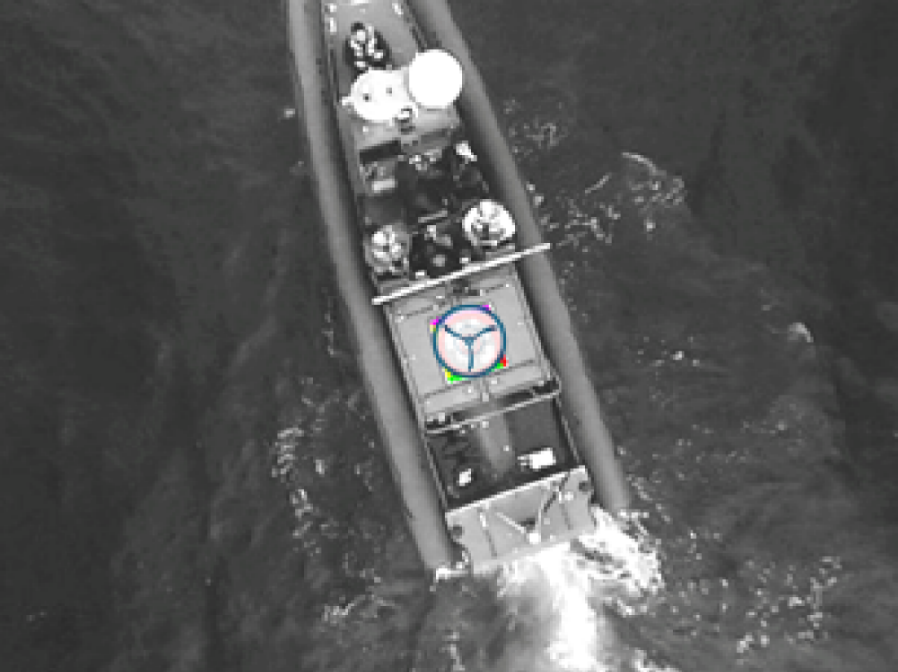 Workboats - Autonomous drones operations are useful for a number of workboat operations.