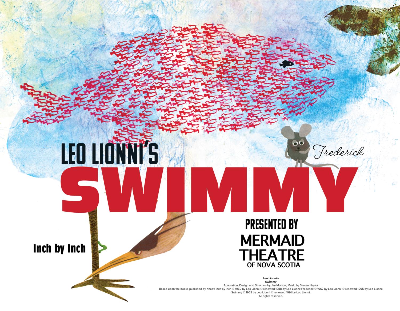 333eae41b Leo Lionni s Swimmy — MERMAID THEATRE OF Nova Scotia