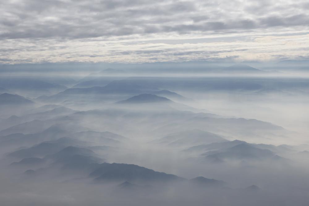 Sky over Peru