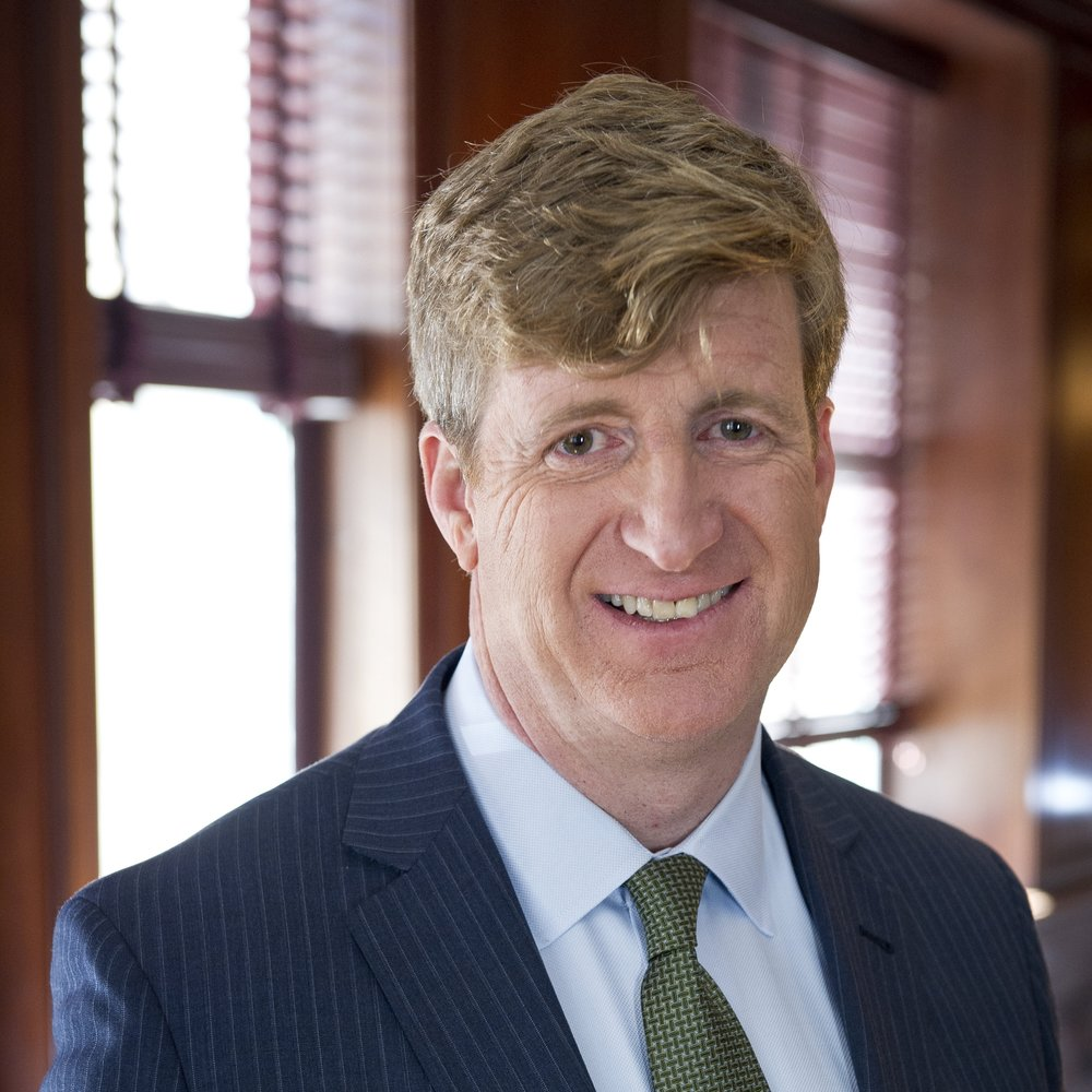 Patrick j. kennedy - Read more