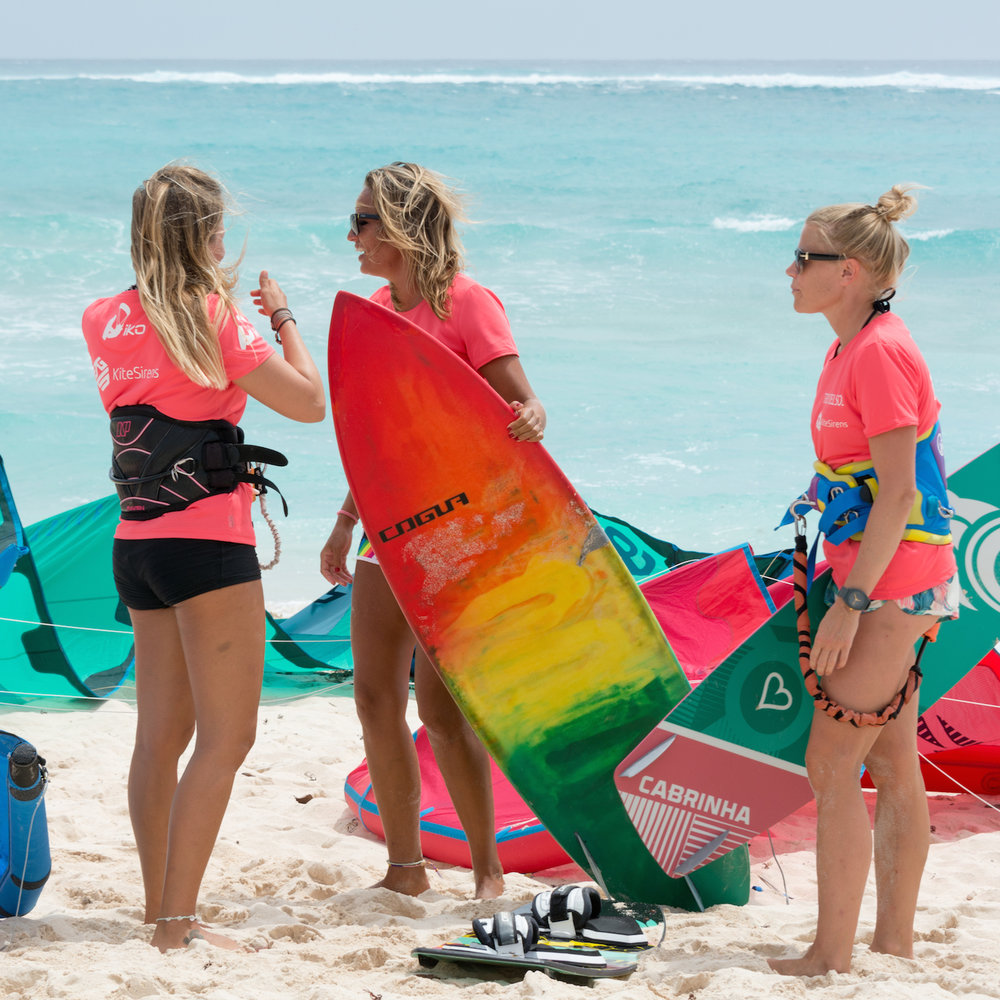Girls kiting at Silver Rock Beach.jpg