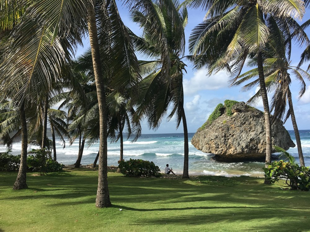 Bathsheba Beach, East Coast Barbados