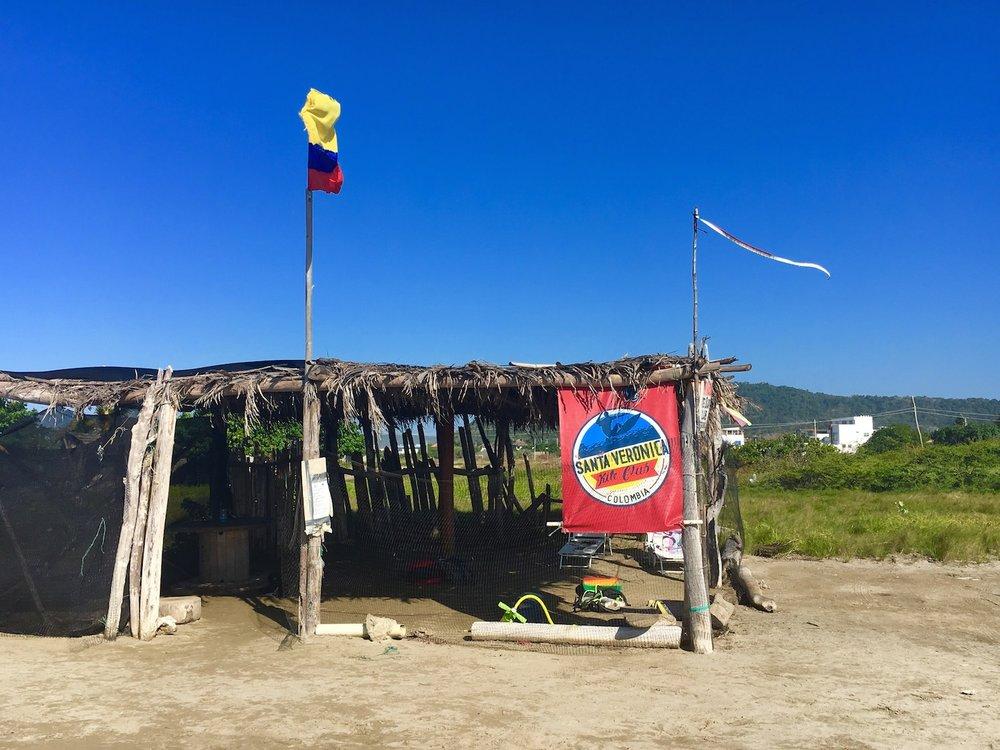 Santa Veronica Kite Club, Salinas del Rey