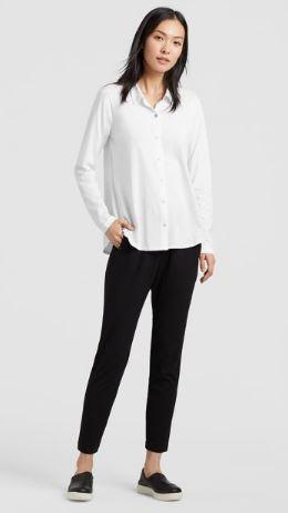 Organic Cotton Jersey Blouse.JPG