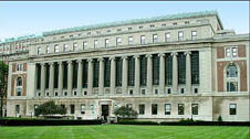 Butler Library, Columbia University