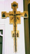 15th-century Florentine crucifix