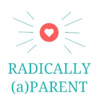 radically a parent podcast logo