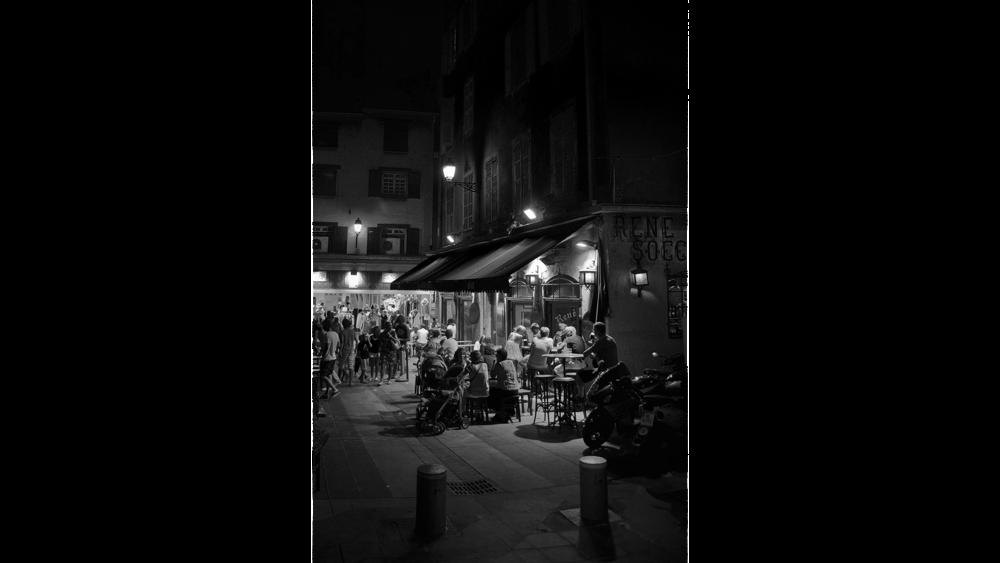 Chez Rene Socca, Nice, France