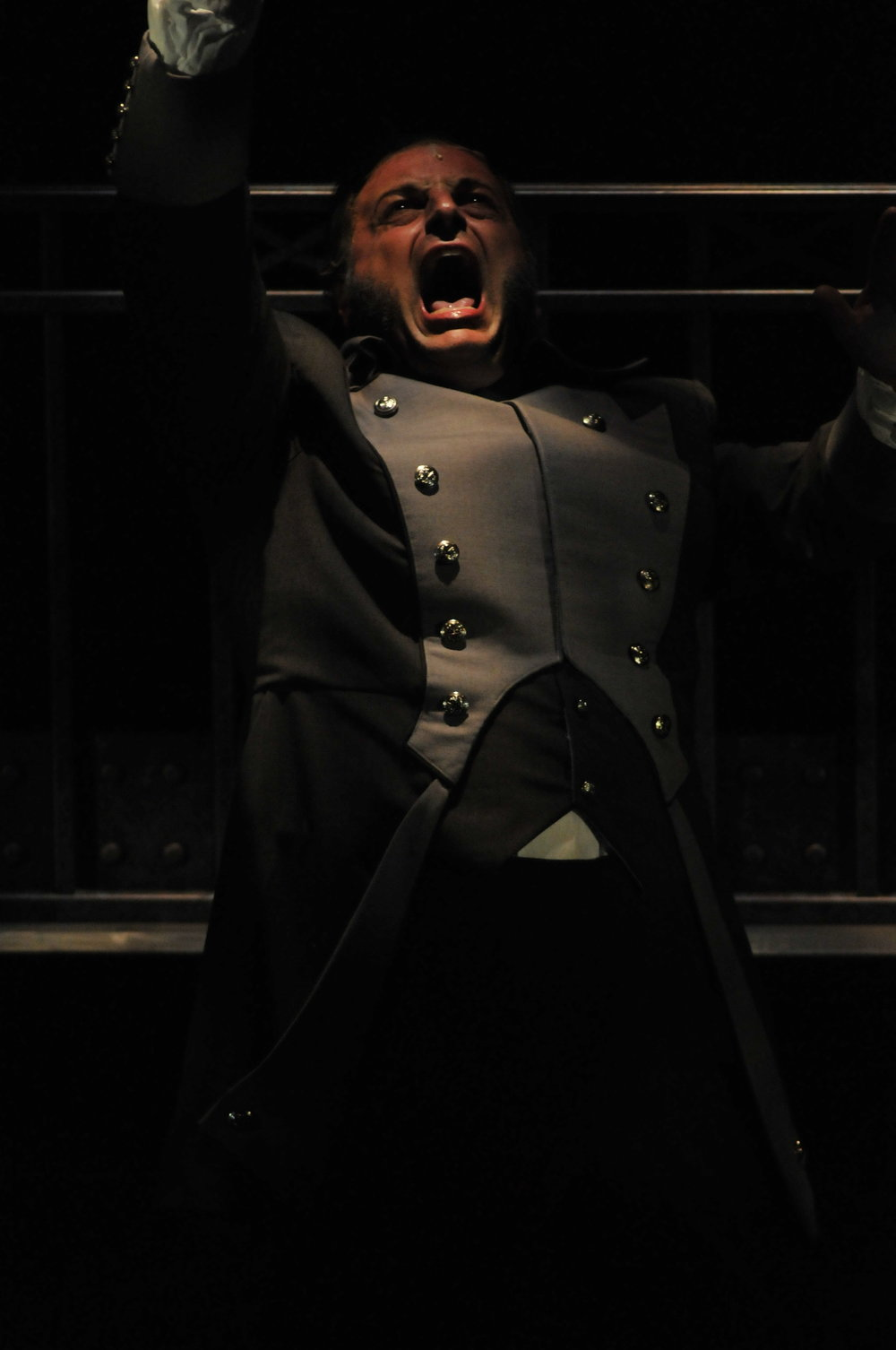 LES MISERABLES AS JAVERT AT REAGLE MUSIC THEATRE AND ARTS CENTER OF COASTAL CAROLINA