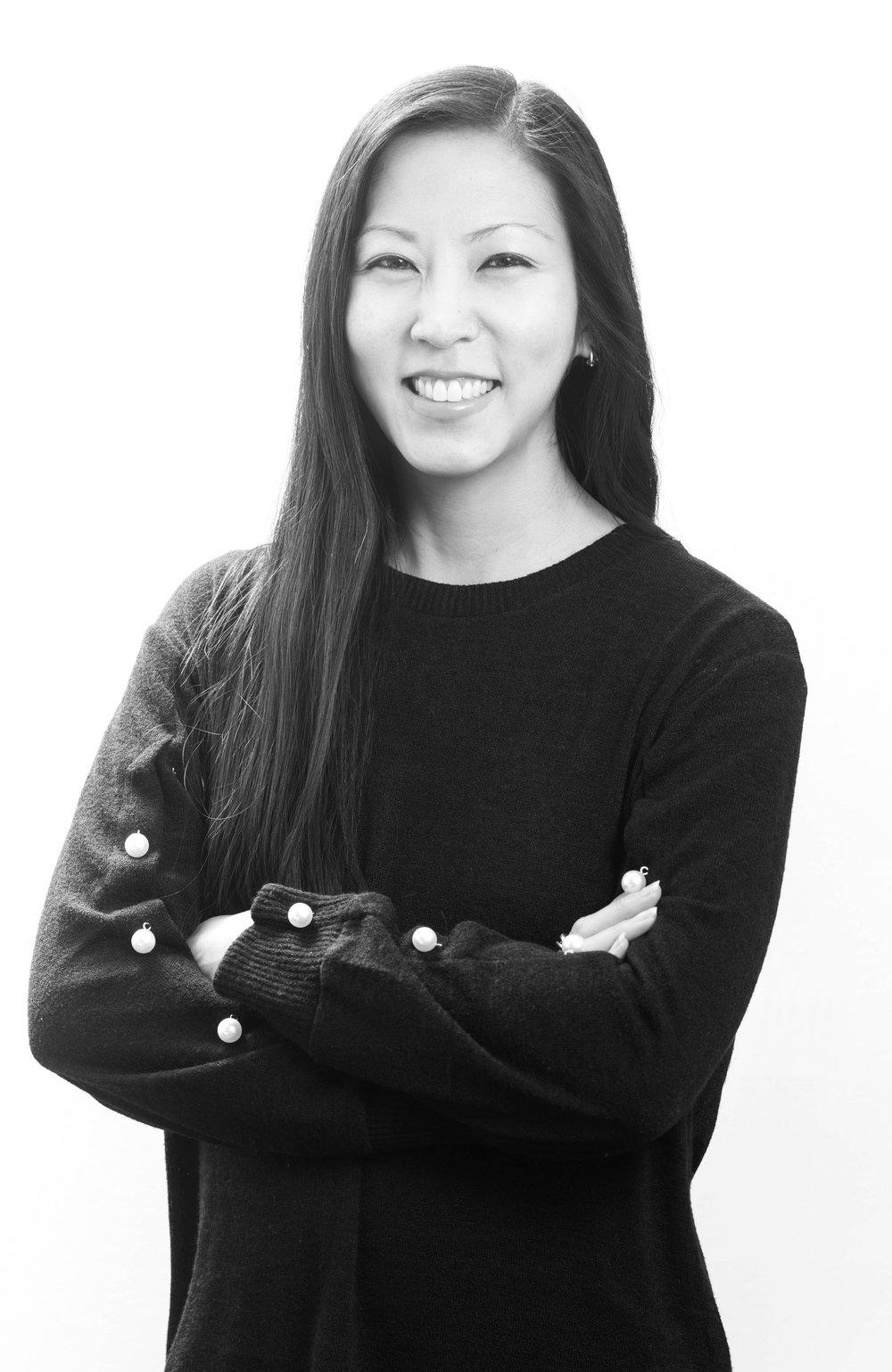 Jeana Chung, VP of Marketing