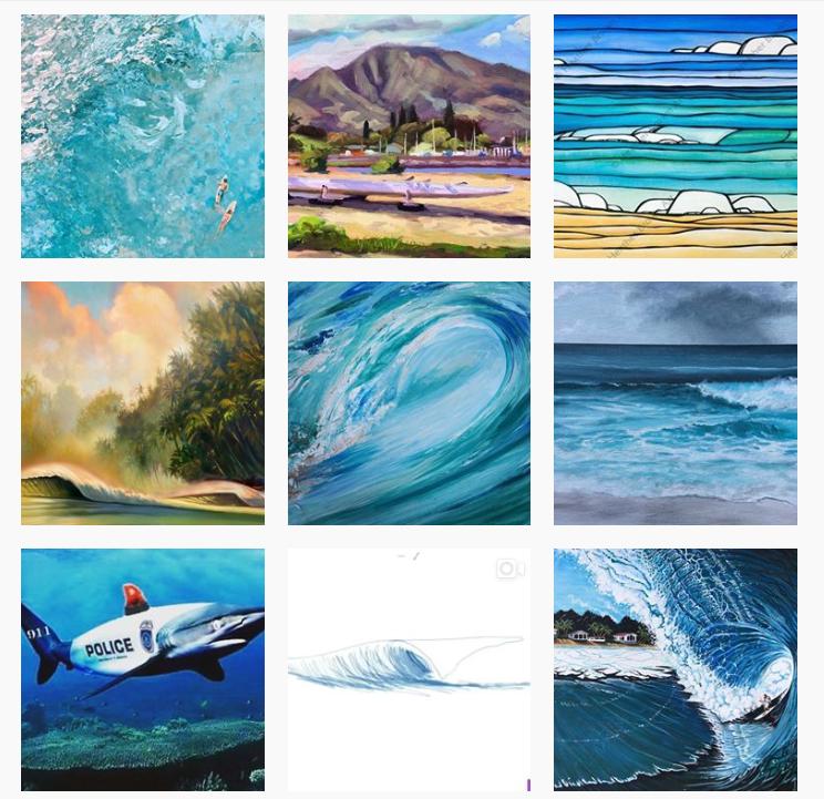 www.Instagram.com/surfartworld