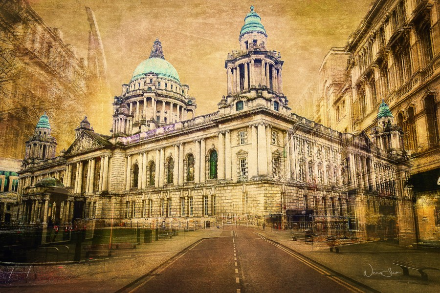 Belfast City Hall, Alfred Brumwell Thomas, Belfast