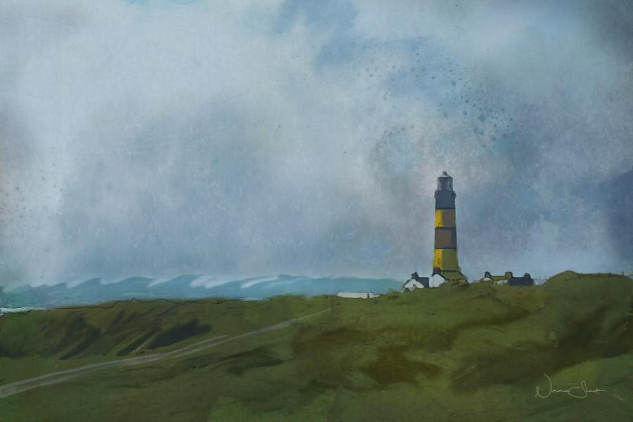 St Johns Point, Lighthouse, Killough, Dundrum Bay, George Halpin Senior