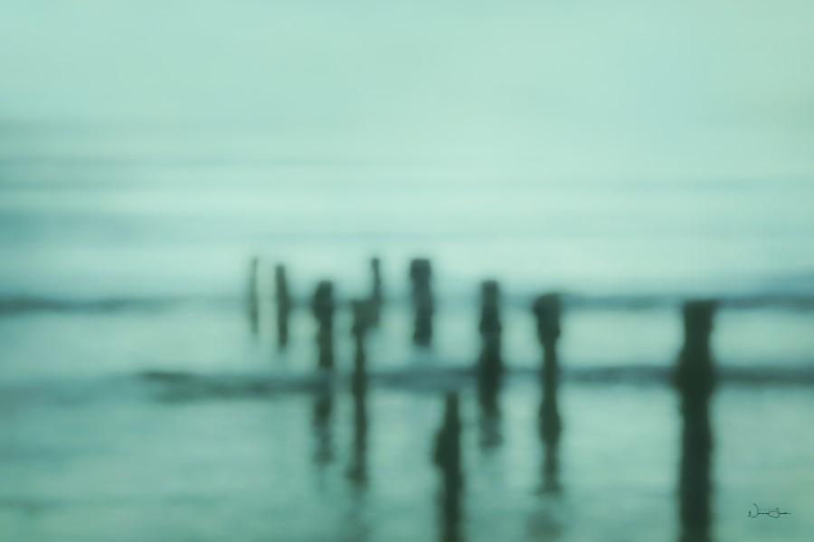 Beach Pillars, Newcastle, Co Down