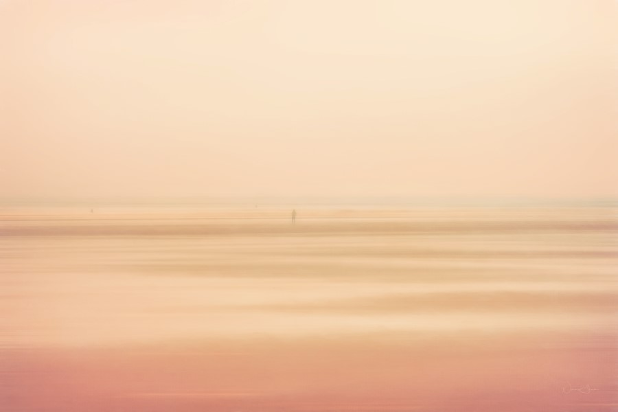 Solitude, Rossnowlagh Beach, County Donegal.