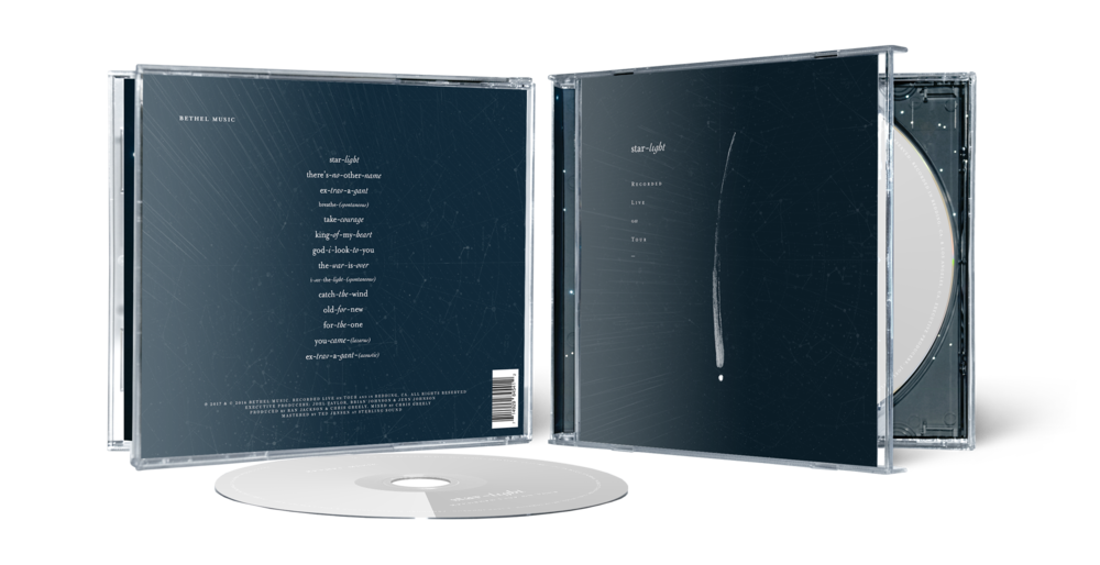 """The final packaging for """"Starlight"""""""