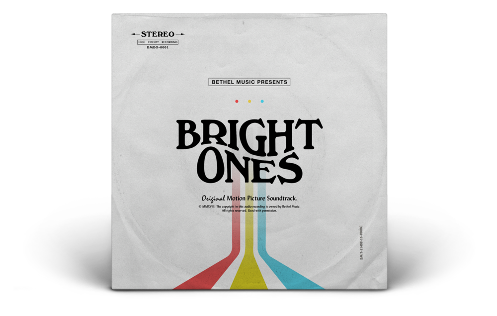 "Final art direction for ""Bright Ones"" (at the time)."