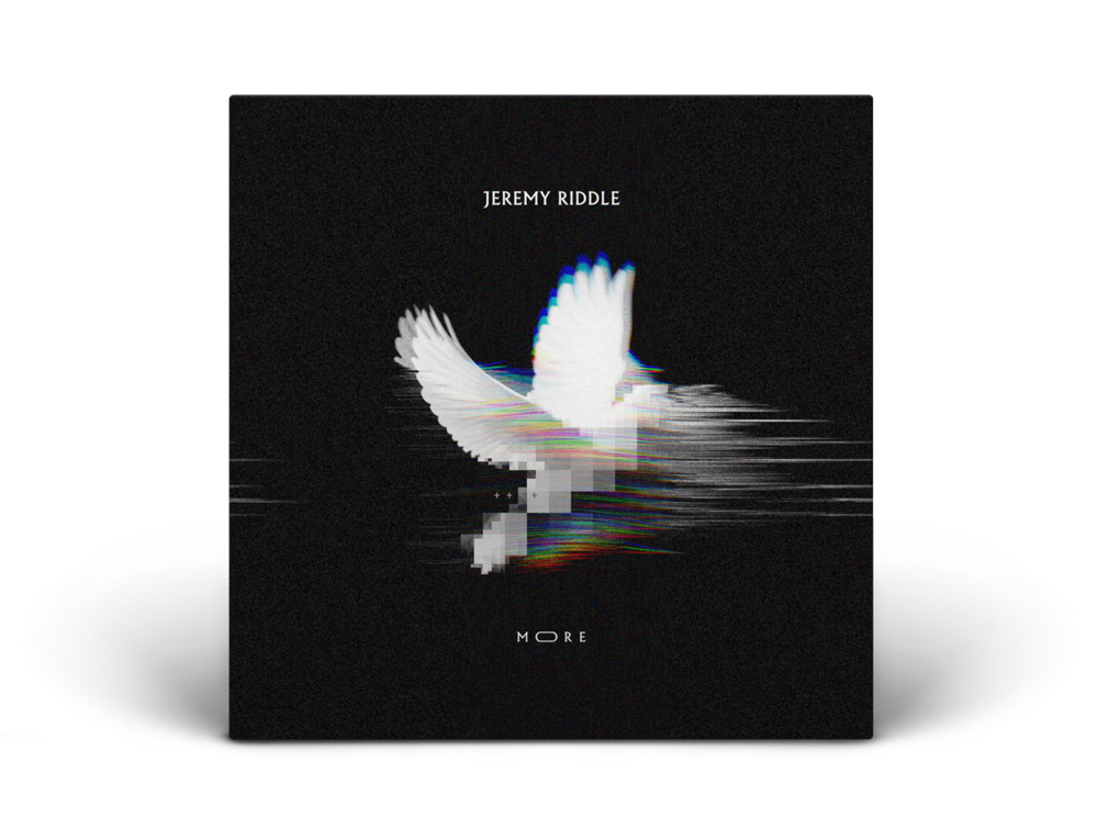 "The final album artwork for Jeremy's ""More""."