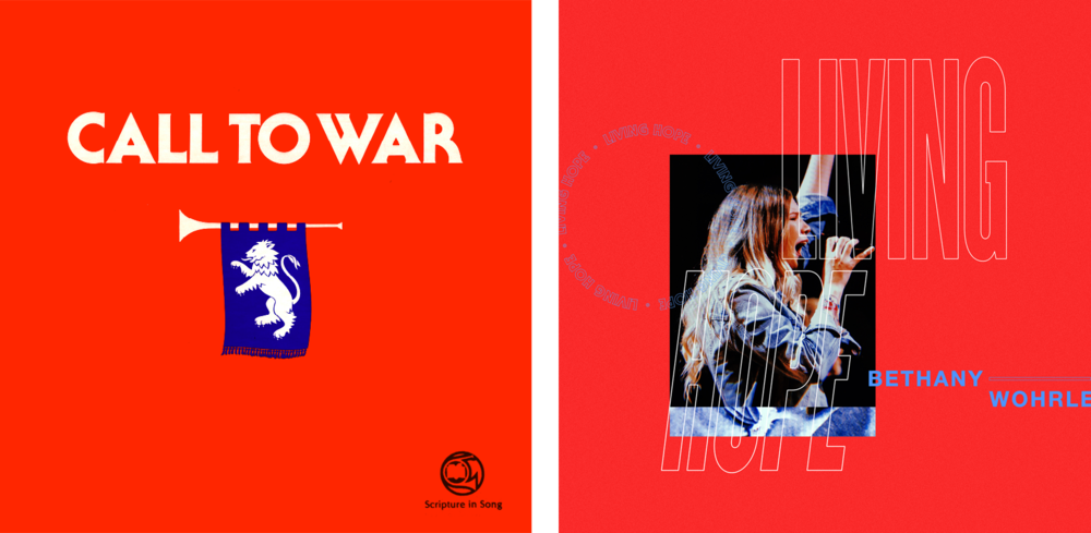 """1981's """"Call to War"""", 2018's """"Living Hope"""""""