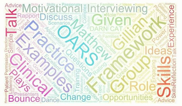 We had a wonderful time exploring Motivational Interviewing with a fantastic bunch of dedicated practitioners in Galway at our Introductory Workshop. Here's a taste of the experience from feedback. Keep an eye out for further training on the webpage www.soileir.ie