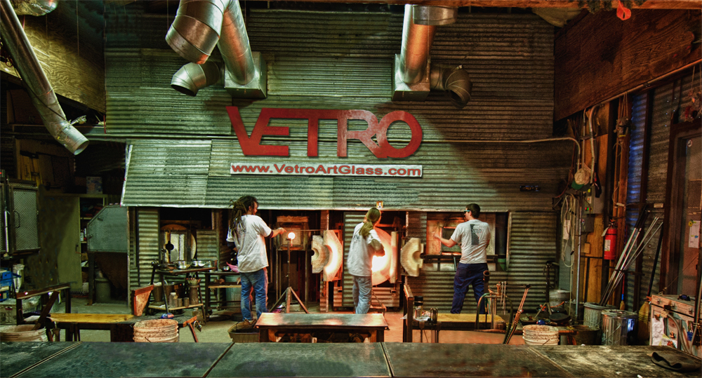 Vetro Glassblowing Studio & Gallery