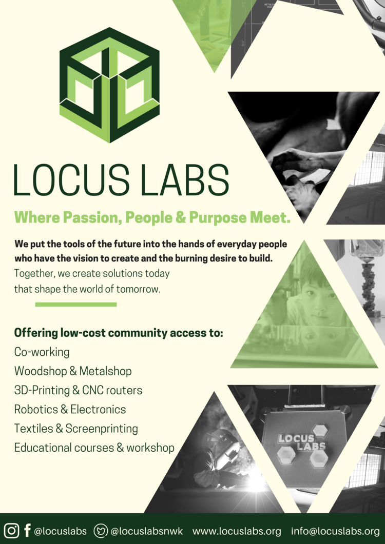 Locus Labs — Carefree Kris Creative | Social Media Marketing