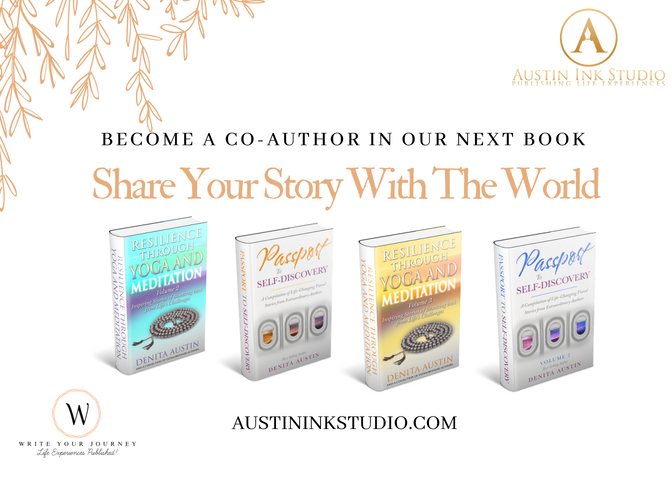 Feeling inspired and ready to share your story ? click submit, I am here to guide and connect you.