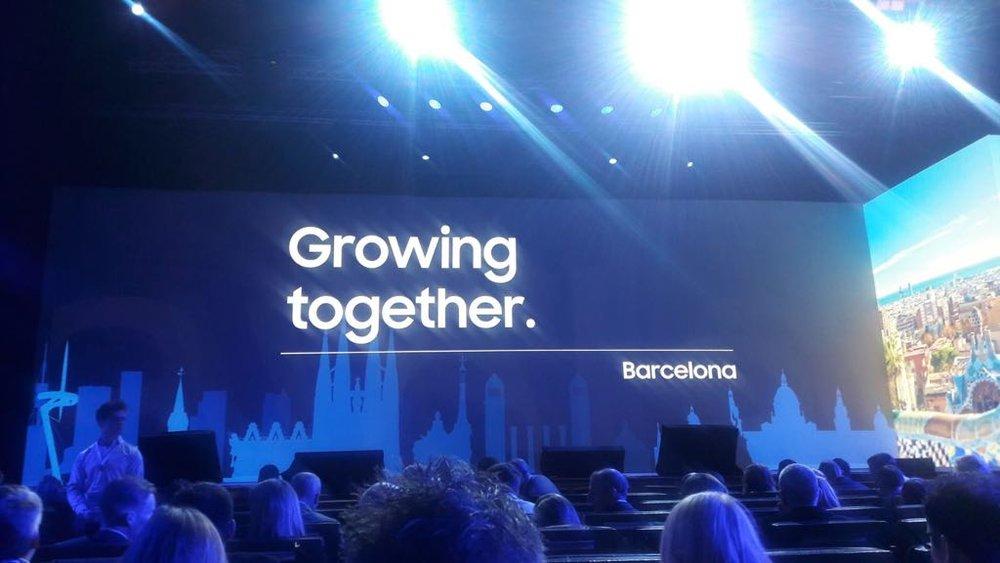 Samsung Event 2017, Barcelona