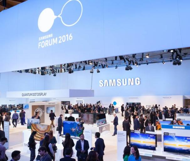 Samsung Event 2016, Monaco