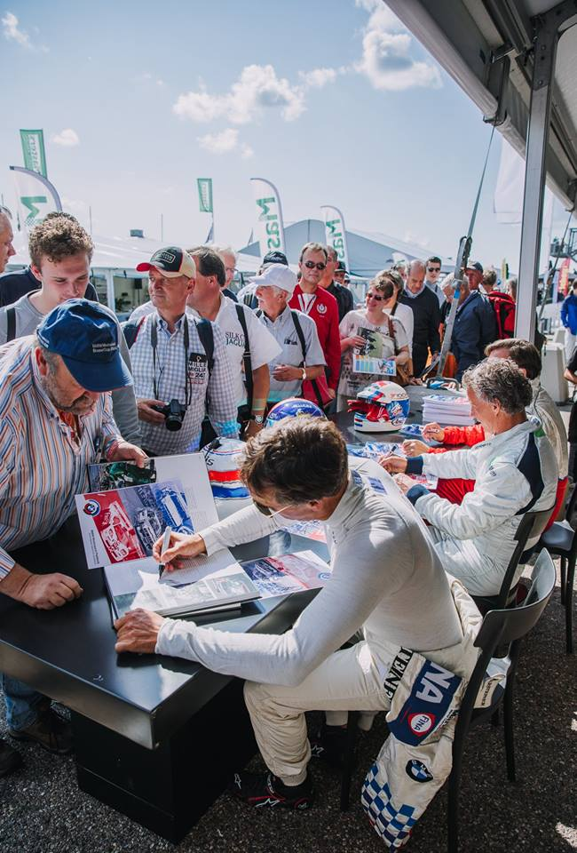 BMW Event- Historic Grand Prix 2018