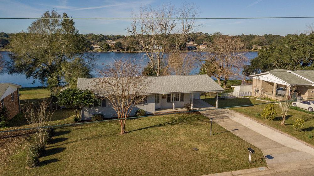 Previous Project - 5903 E. Shore Drive Pensacola, FLoridaSOLD!