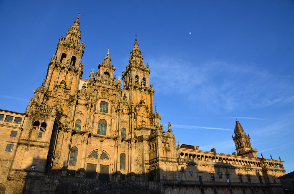 Cathedral of Santiago de Campostela/Photo by peffan/iStock / Getty Images