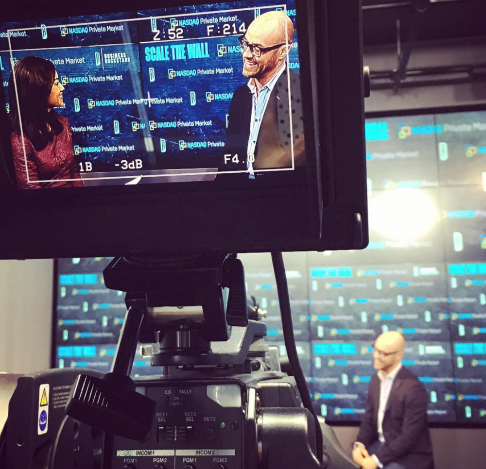 John featured on NASDAQ's Scale the Wall series - March 2016 | Thuy Vu sits down with John to discuss the challenges in building Apartment ListLINK