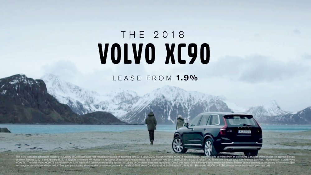 Volvo - advertising to your heart