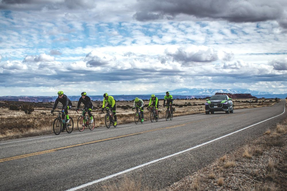 Whether it's an expenses-paid team camp to Moab, equipment sponsorships or a ride in our fancy team cars, you can definitely get used to this.
