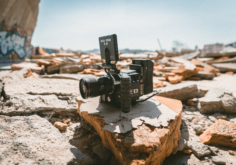 Video Production Services - We convert ideas into beautiful, cinematic videos by using the latest cutting-edge tools and giving everything we got to get 'the perfect shot'.
