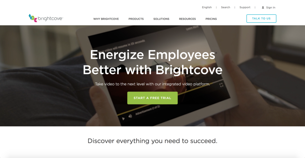 Brightcove_Video Marketing and Hosting