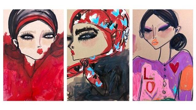 Illustrations by  Blair Breitenstein  /  @blairz .