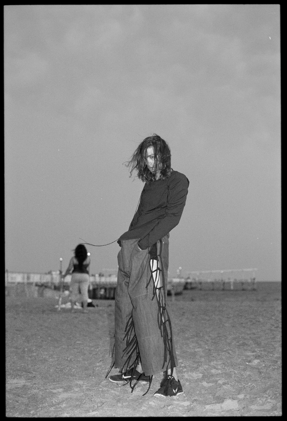 """""""the beach boy"""" - pierce abernathy photographed by giancarlos kunhardt for phosphenes #2"""