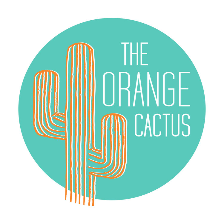 The Orange Cactus